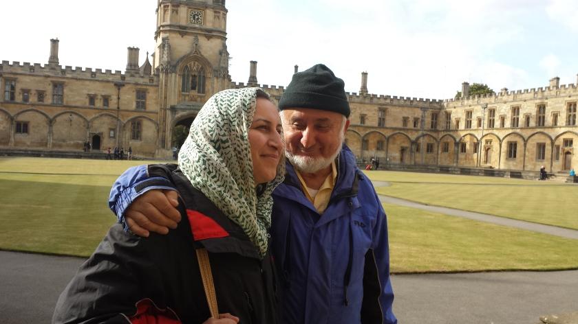 Shaykh Taner & Shaykha Muzeyyen Ansari