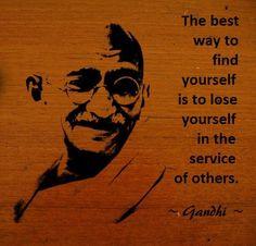 ghandi-service